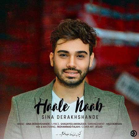 Sina Derakhshande Hale Naab - دانلود آهنگ جدید سینا درخشنده به نام حال ناب
