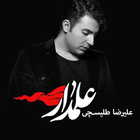 دانلود آهنگ جدید علیرضا طلیسچی به نام علمدار
