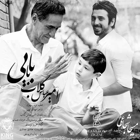 Amir Abbas Golab Babaei - دانلود آهنگ جدید امیرعباس گلاب به نام بابایی